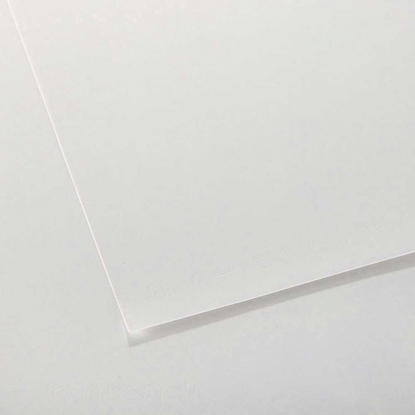 Canson 1557 Light Grain Drawing Paper 200gr A4 (21x29,7cm)