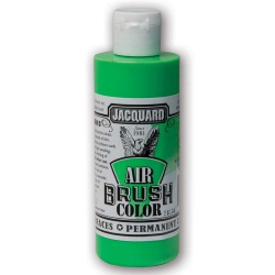 Jacquard Airbrush 118ml Fluorescent Green 403