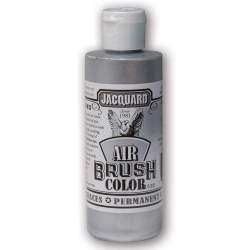 Jacquard Airbrush 118ml Metallic White 307