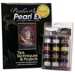 Jacquard Pearl Ex Powdered Pigment Gift Set (12x3gr)